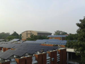 152 kWp Grid tie SPV Plant, Kanpur, UP