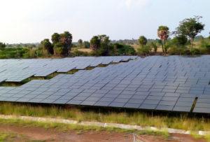 1 MW Solar Power Plant, Sivagangai, Tamilnadu