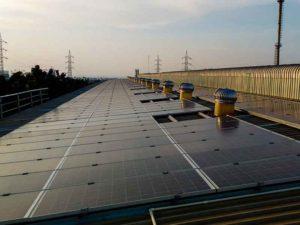 300 kWp Grid Tie SPV plant, Bangalore, Karnataka