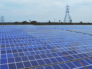 5.25 MW Solar power Plant, Karur, tamilnadu