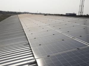 5×100 kWp Grid Interactive SPV plant, Coimbatore, TN