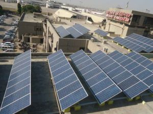 50 kWp Grid Tie SPV plant – Air India, New Delhi International Airport