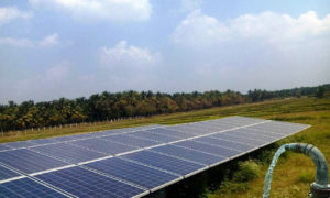 15 HP Solar Water Pumping system, Coimbatore, TN