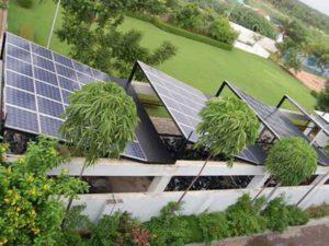 10 kWp Grid Tie SPV plant – Carport solar system, Salem, TN