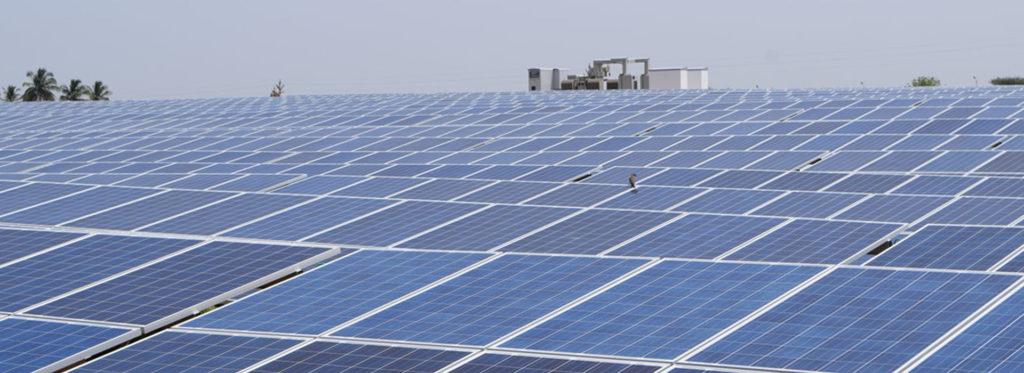 Solar panel operation