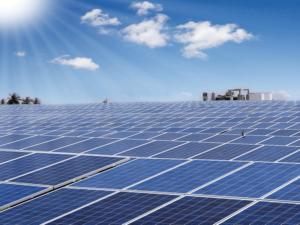 10 MW Solar Power Plant, Trichy, Tamilnadu