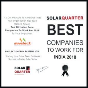 Best Company to Work For 2018 (Among top 10 companies)