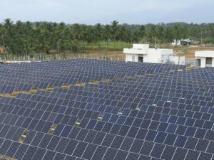 1.1 MW Solar Power Plant, Coimbatore, Tamilnadu