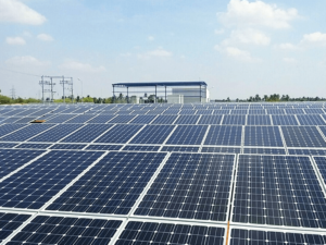 2 MW Solar Power Plant,Tirupur, Tamilnadu