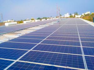 1000-kWp-Sheet roof-plant-Karur,TN.